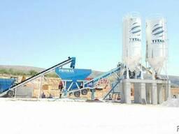 Бетонный завод производство Турция - фото 3
