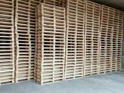 Паллет деревянный 800х1200,1000х1200,600х800 нов. и б/у