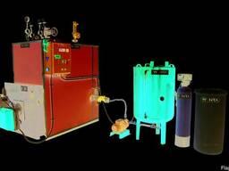 Расширительные и гидрофорные баки,парогенераторы,котлы