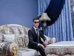 Slim men suits from Uzbekistan - photo 3