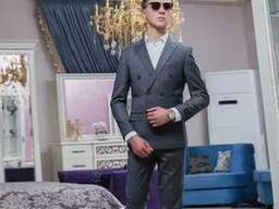 Slim men suits from Uzbekistan - photo 5