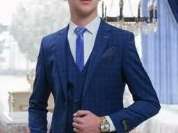 Slim men suits from Uzbekistan - photo 7
