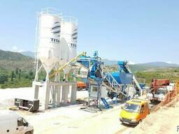 Бетонный завод производство Турция - фото 2