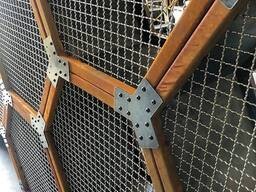 Crimped steel wire mesh and products made of it - фото 6