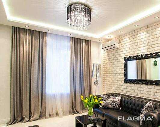 Fit-out works of apartments, houses, cottages and townhouses