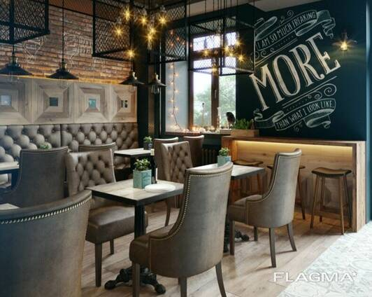 Fit-out works of offices, banks, cafes, restaurants