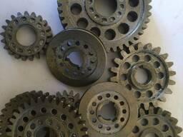 Gearwheel, gear, staft gear, toothed crown, gear box - photo 6
