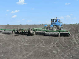 """Hydraulic foldable roller """"Land Roller"""" - photo 4"""