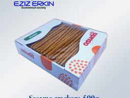 Крекеры кунжутные «Taýajyk» - 500г