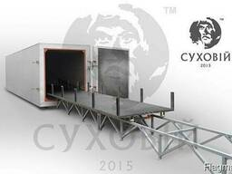Оборудование для термообработки древесины - фото 2
