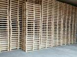 Паллет деревянный 800х1200,1000х1200,600х800 нов. и б/у - фото 1