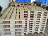 Паллет деревянный 800х1200,1000х1200,600х800 нов. и б/у - фото 8