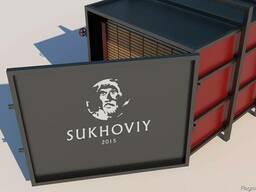 """Пресс вакуумная сушильная камера для дерева """"Sukhoviy Vac 3"""" - фото 1"""