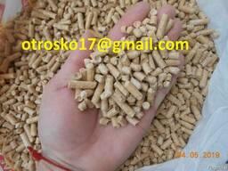 Продам древесные пеллеты ( гранулу ) 6 мм - фото 3