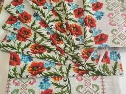 Продаются скатерти, салфетки, фартуки, ткань на метраж - фото 4