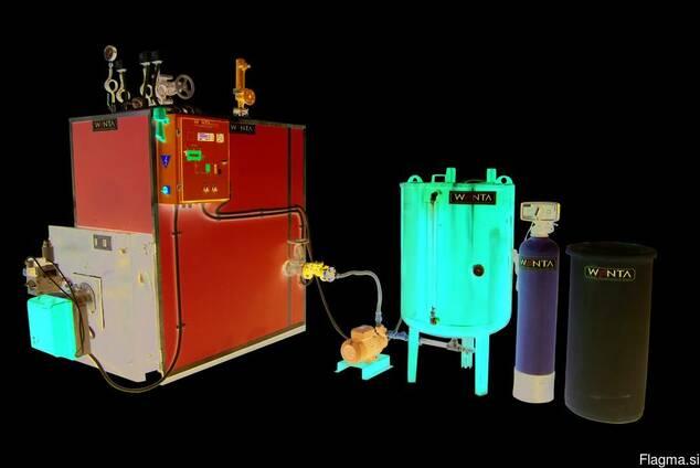 Расширительные и гидрофорные баки, парогенераторы, котлы