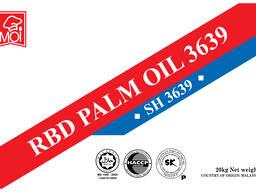 Пальмовое масло 3639