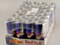 Red bull and other drinks for sale