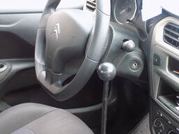 Ročno upravljanje avtomobila za invalide - photo 3