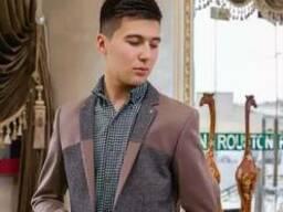 Slim men suits from Uzbekistan - photo 6