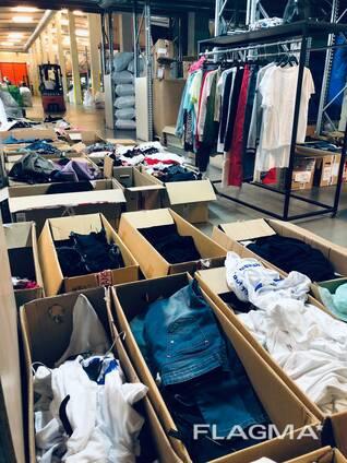 Stock clothes wholesale