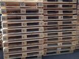 Used EPAL Euro pallet - photo 1