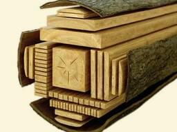 Wood, timber, lumber, hardwood - фото 1