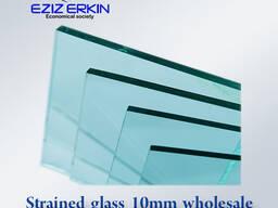 Закалённое стекло 10мм